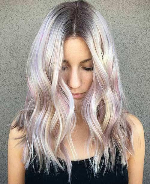 Dirty Blonde Hair Shades - Pastel Dirty Blonde