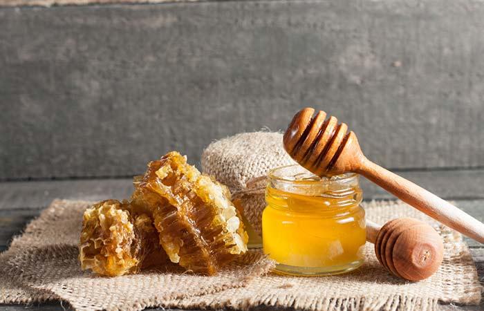 2. Honey