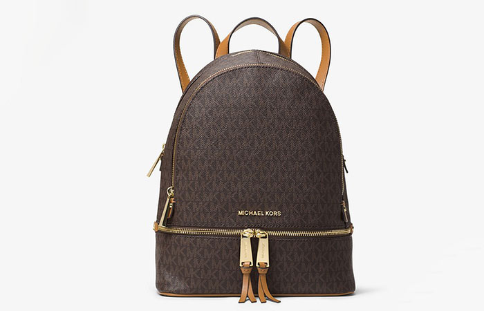 6. Michael Kors Backpack