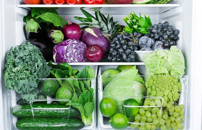 6. Where Do The Veggies and Fruits Go
