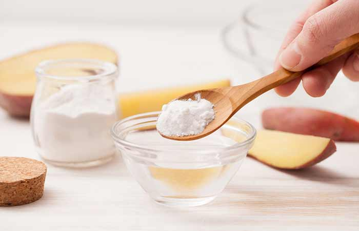 Get Rid Of Shourlder And Back Acne - Baking Soda