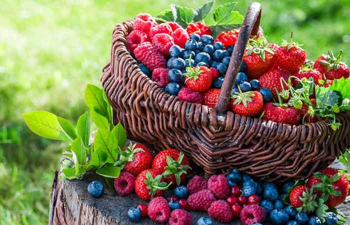 Basics Of Berries