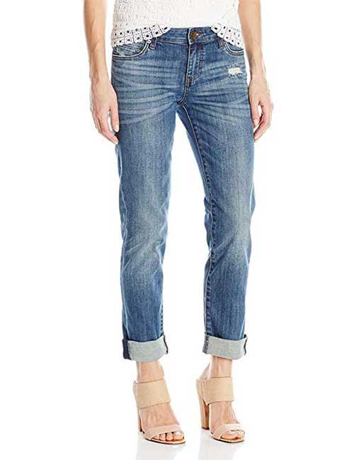 Most Comfortable Jeans For Women - Best Boyfriend Jeans For Women