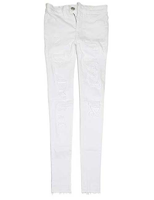 Most Comfortable Jeans For Women - Best White Jeans For Women