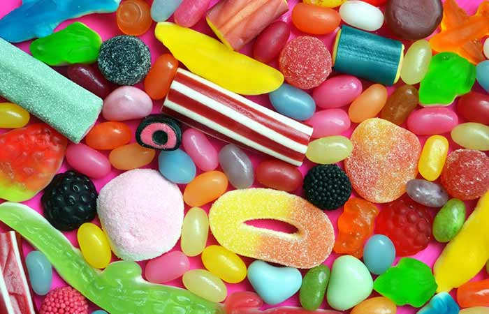 Candy Routes Of India