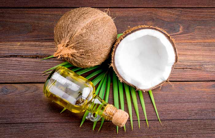 How To Get Rid Of Milia - Coconut Oil