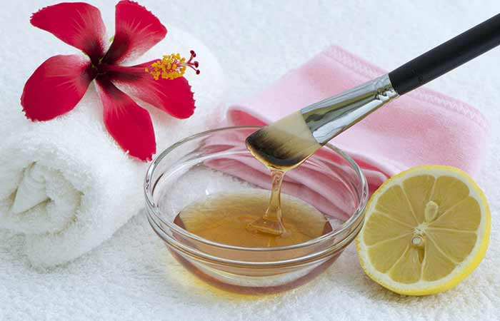 How To Get Rid Of Milia - Honey Mask