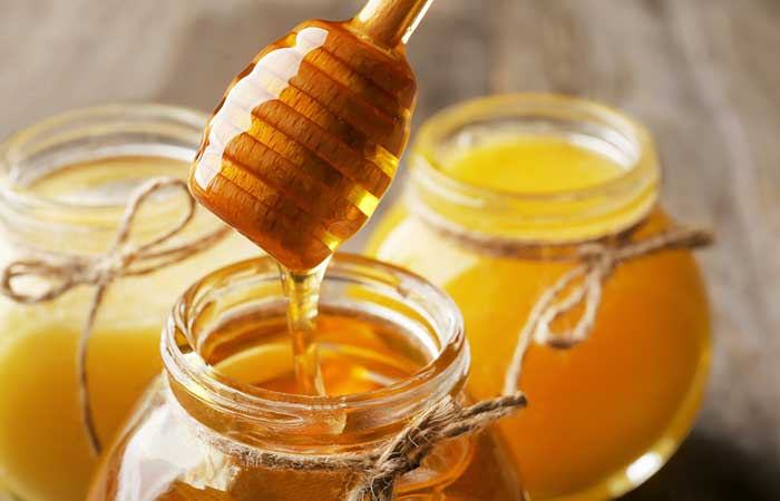 Get Rid Of Shourlder And Back Acne - Honey