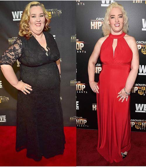 How Did Mama June Lose 300 Pounds