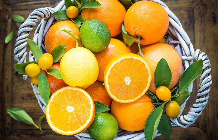How To Choose Your Citrus Fruits