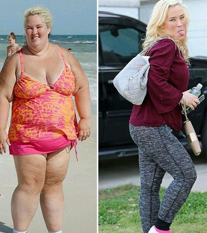 Mama June debuts major weight-loss transformation and size
