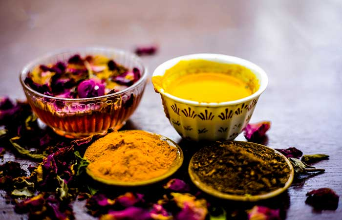 How To Get Rid Of Milia - Sandalwood And Rose Water