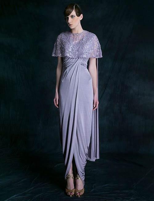 Saree Sans The Petticoat