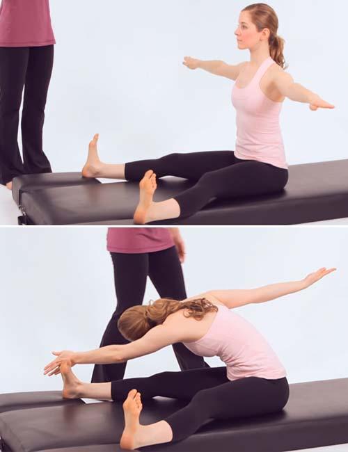 Pilates Saw
