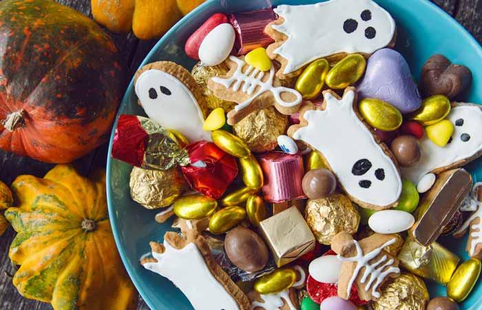 "It has a seat in the Senate called the ""Candy Bureau"" in the US Senate"