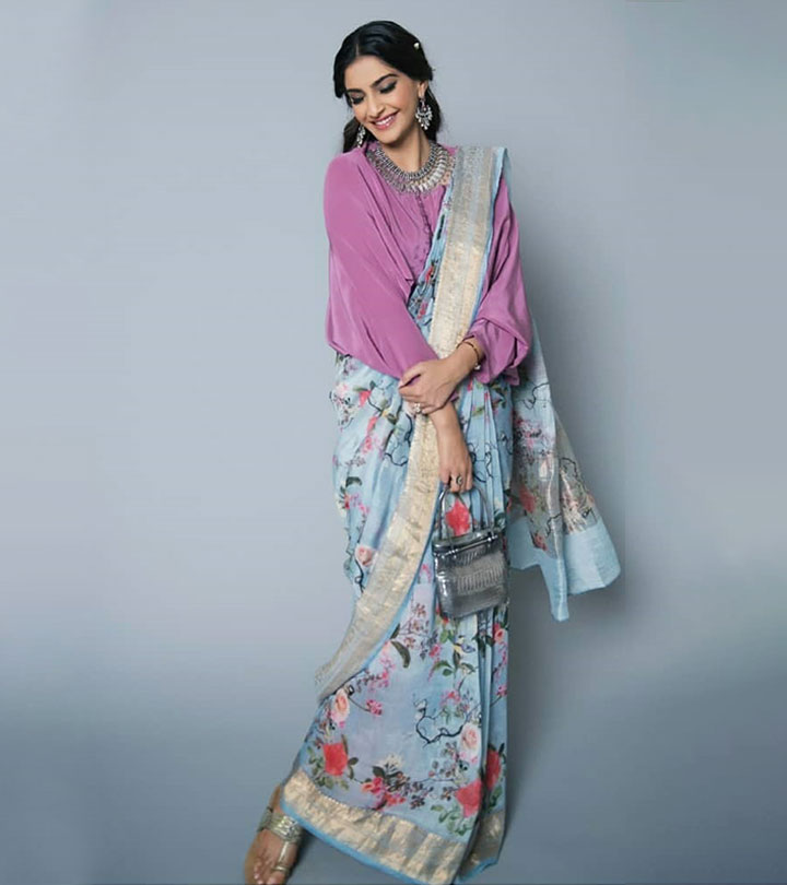 Tired Of Old Saree Drapes? Try 21 Modern Styles No One Told You About!