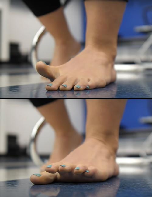 Toe Yoga