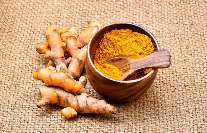 Turmeric The Golden Spice