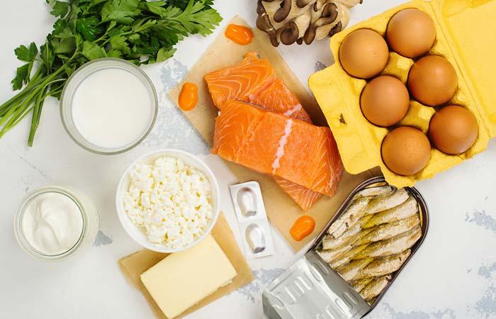 Get Rid Of Shourlder And Back Acne - Vitamin D