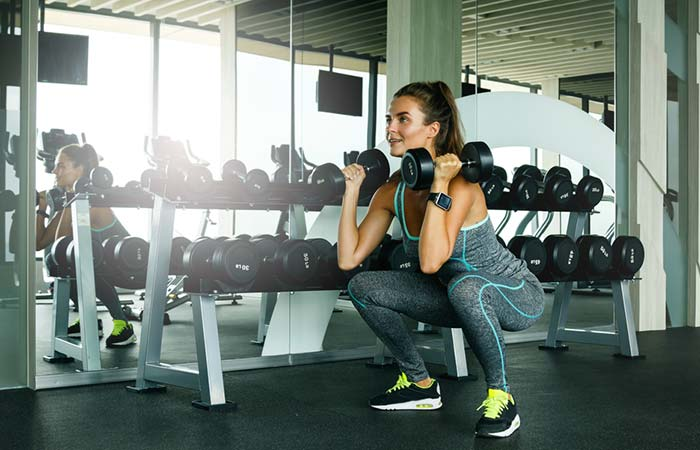 Weighted Squats
