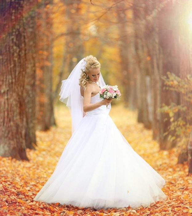 Romantic Side Bun Wedding Medium Hair Dreams Into Dresses The 7