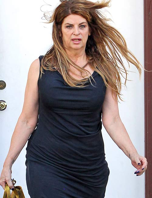Why Did Kirstie Alley Regain The Weight