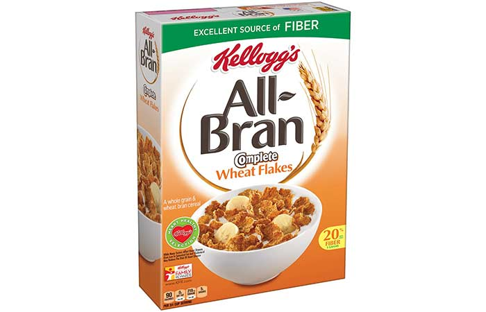 1. Kellogg's All-Bran