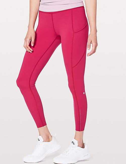 Best And Most Stylish Yoga Pants For Women - Lululemon Yoga Pants With Pockets