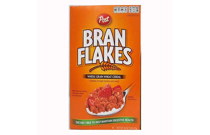 11.Post Bran Flakes