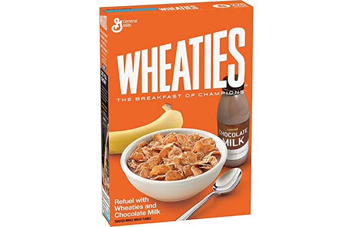 12. General Mills Wheaties