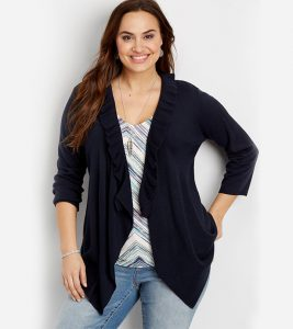 15 Stylish Plus Size Cardigans For Women