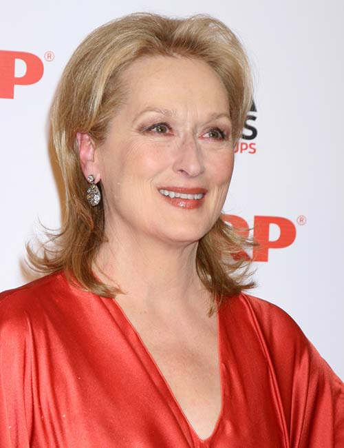 15. The Meryl Streep Do