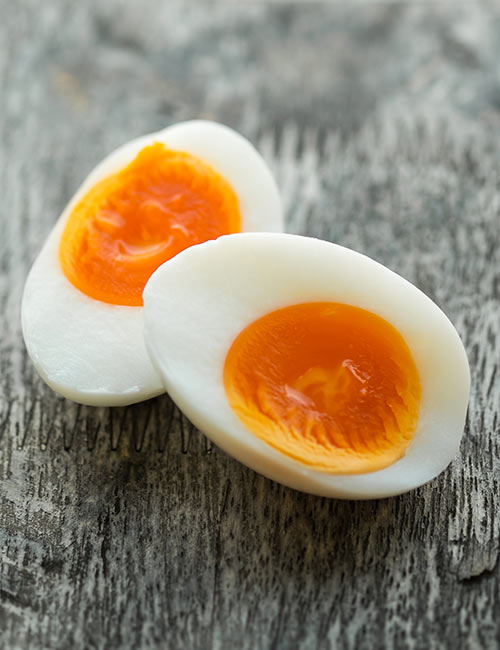 3. Whole Hard-Boiled Egg