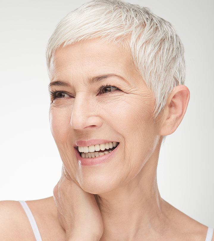 35 Beautiful Hairstyles For Women Over 60