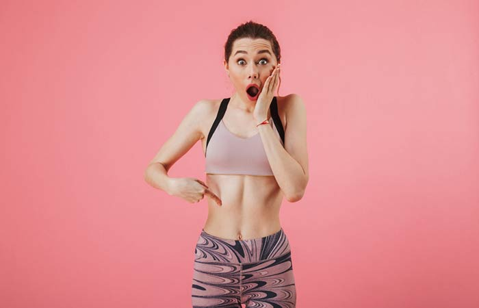 4 Not-So-Known Exercises That Help In Reducing Belly Bulge