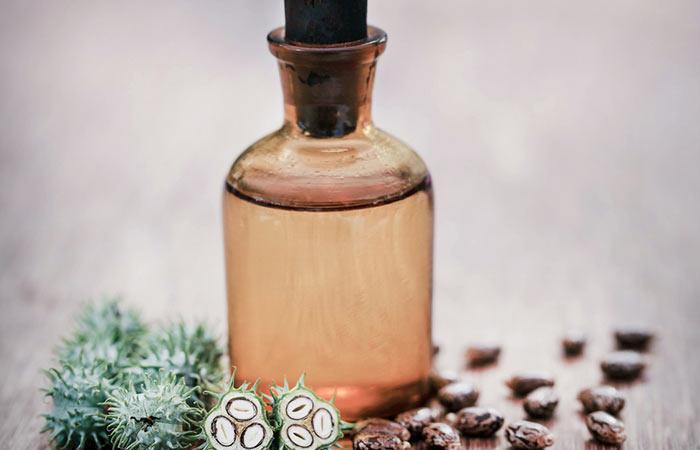 4. Castor Oil Pack