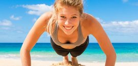 5 Best Workouts To Do On The Beach