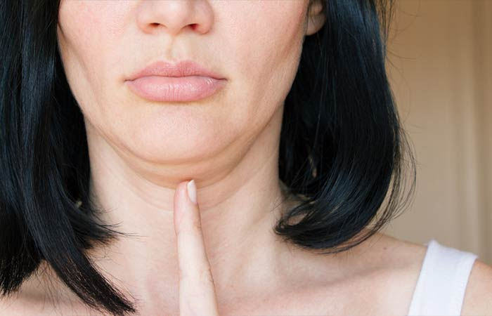 5. Chin Exercise