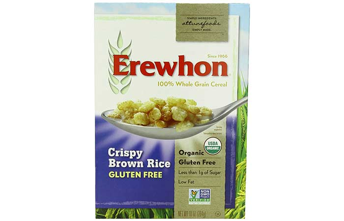 5. Erewhon Crispy Brown Rice