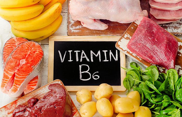 6. Vitamin B6 Diet