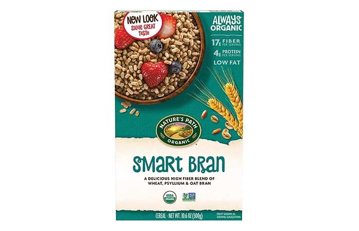 7. Nature's Path Organic Smart Bran