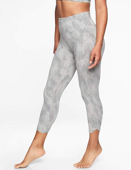 Yoga Pants For Women - Sandbar Organic Cotton Capri Pants