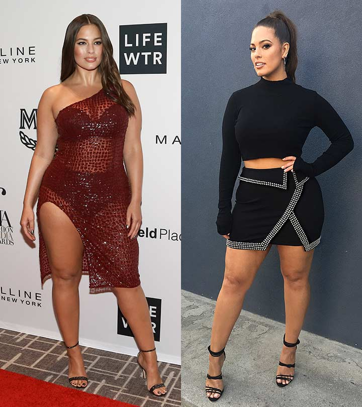 Weight Loss Ashley Graham