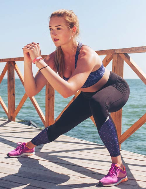 Benefits Of Side Lunges