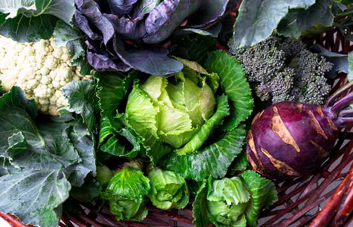 Cabbage, Broccoli, And Other Cruciferous Vegetables
