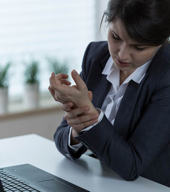 Carpal Tunnel Syndrome: Symptoms, Causes, And Natural Relief Tips