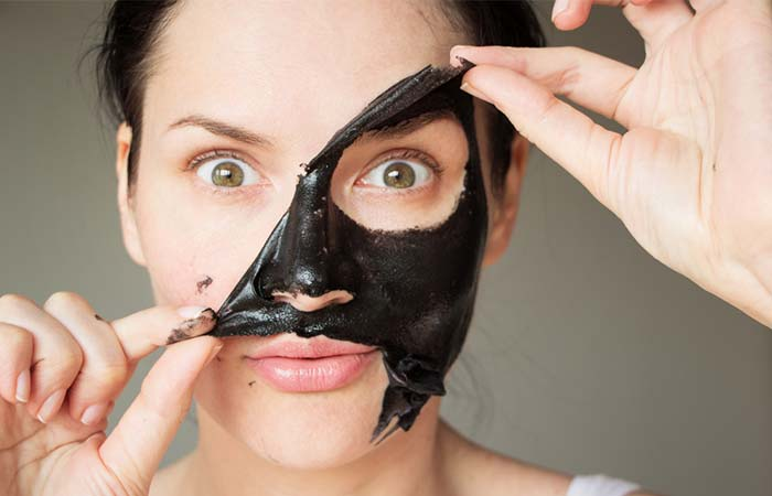 Charcoal Facemask (Yes, You Read That Right!)