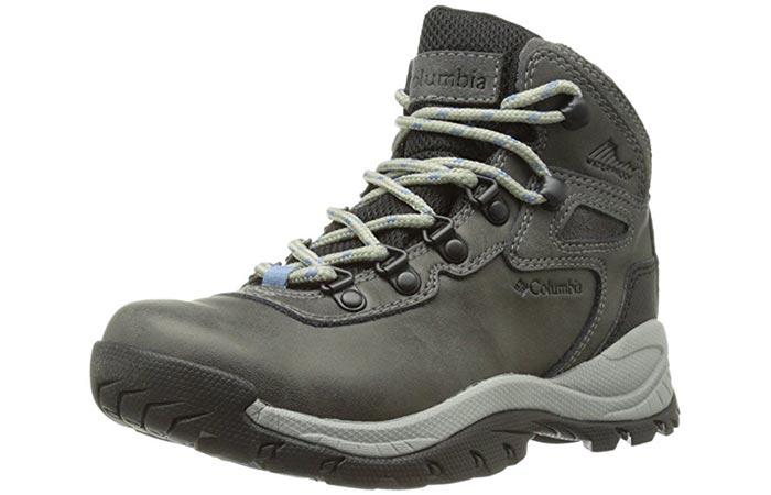 baf8d3e51f42 Hiking Boots For Women - Columbia Women s Newton Ridge Plus Hiking Boot