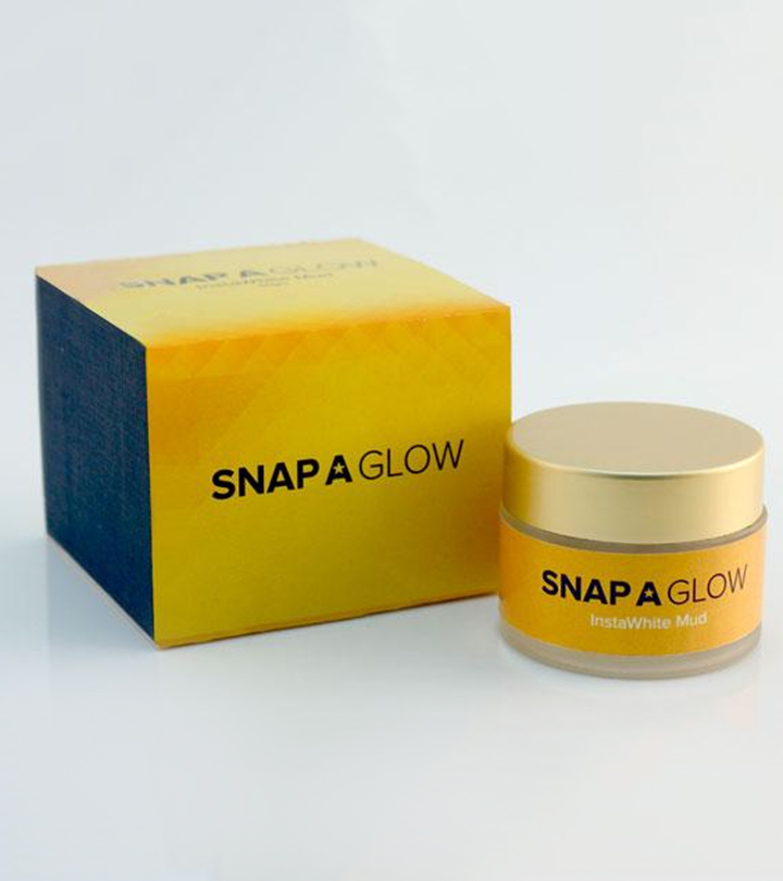 Does InstaWhite Mud By Snap A Glow Really Give Instant Glow? Let's Find Out In This Review..