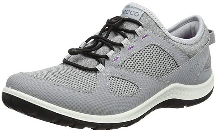 Hiking Boots For Women - ECCO Women's Aspina Toggle Trail Runner